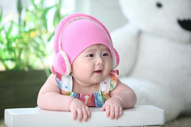 baby koptelefoon
