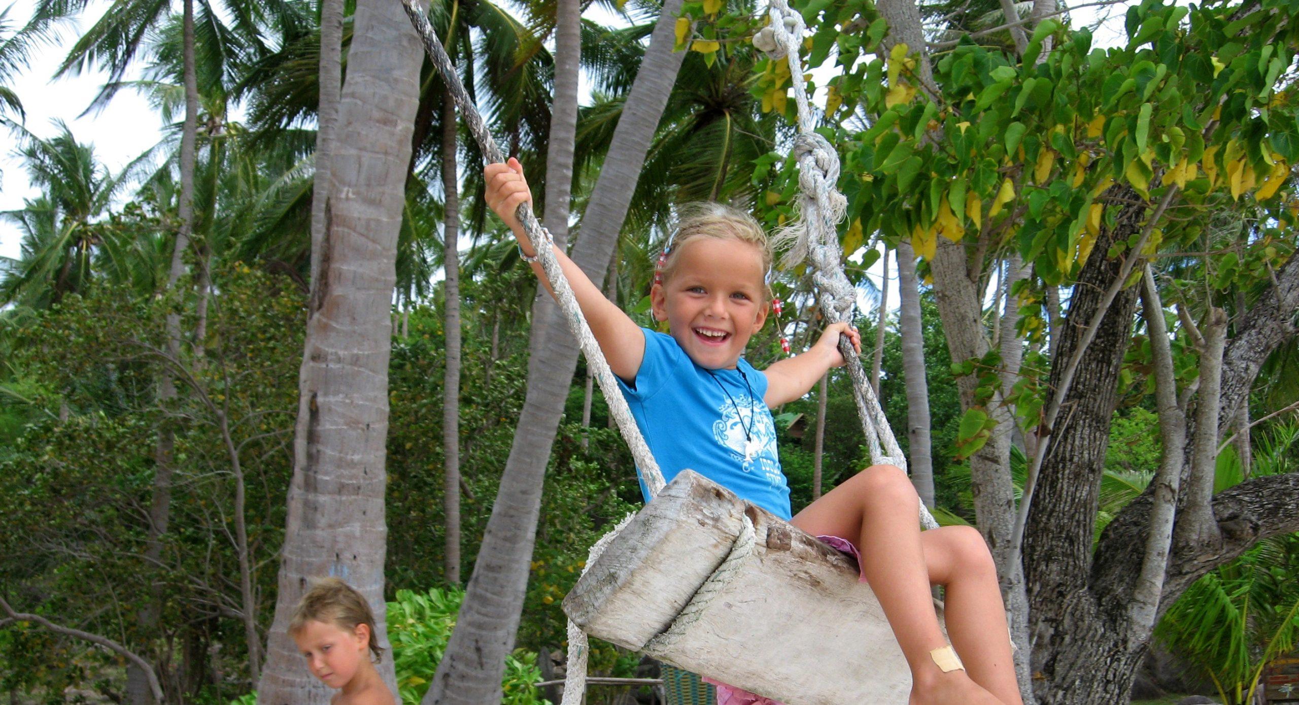 Azie met kinderen: Thailand, Bali of Sri Lanka