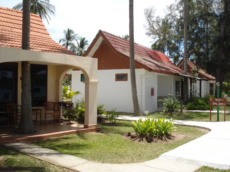 Das komfortable Hotel am Strand von Langkawi