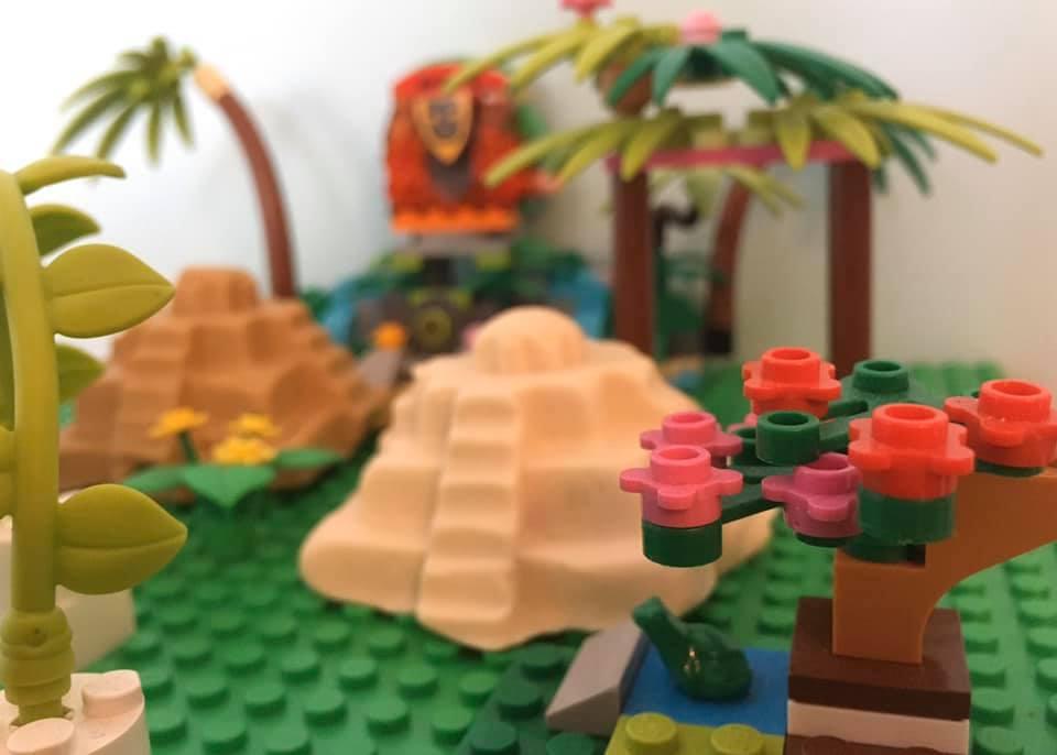 Bouw je eigen lego jungle tijdens deze kerstvakantie uitjes