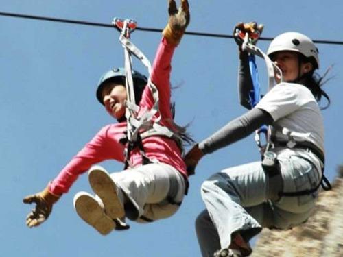 Peru met kinderen - tokkelen Colca Canyon