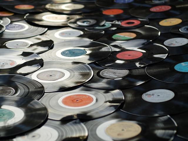 muziek platen