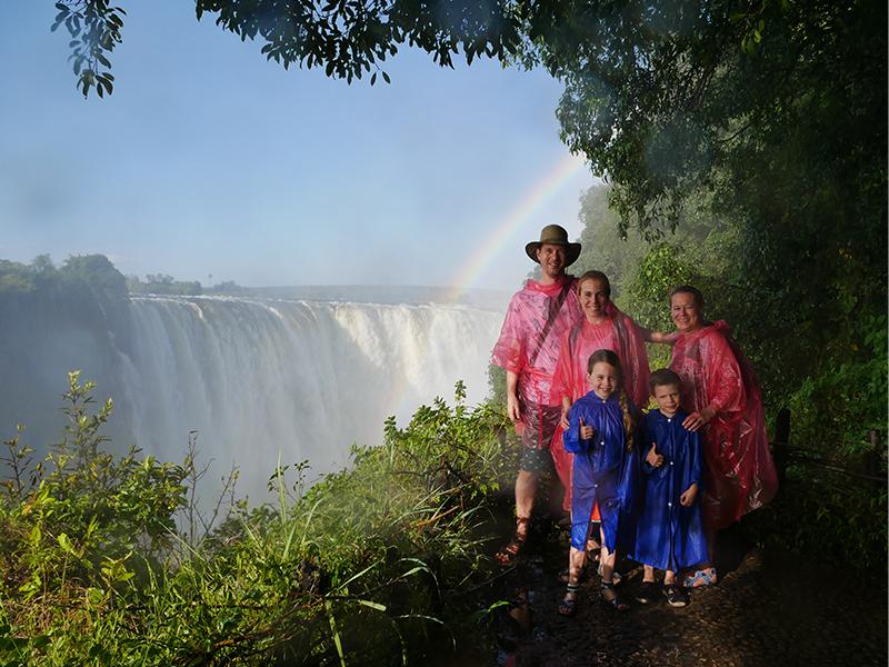 Botswana family