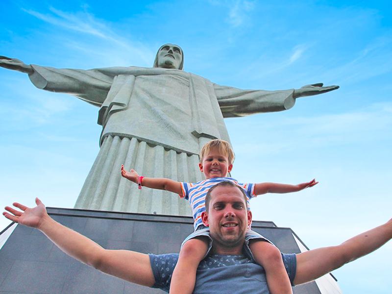 familiereis brazilië