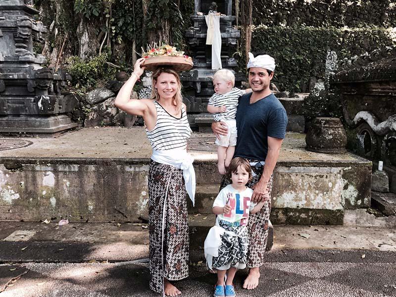 indonesie familiereis