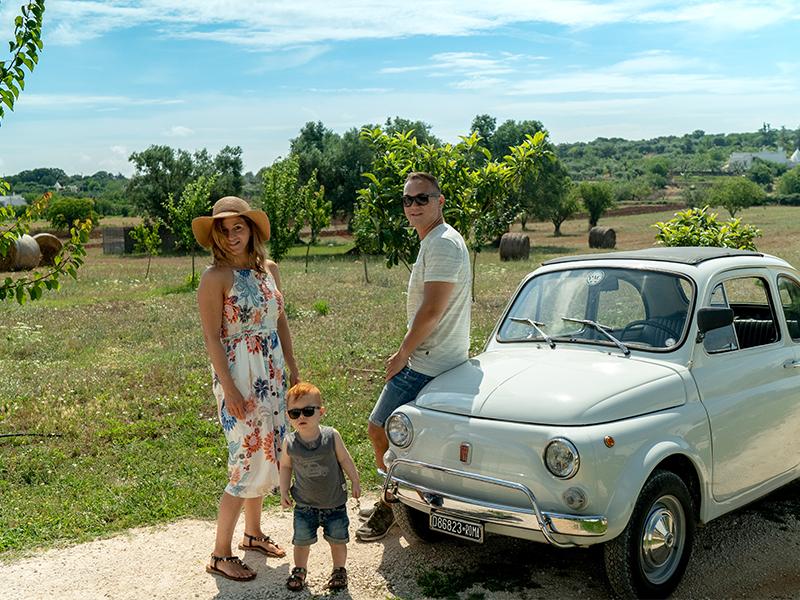 italie familiereis