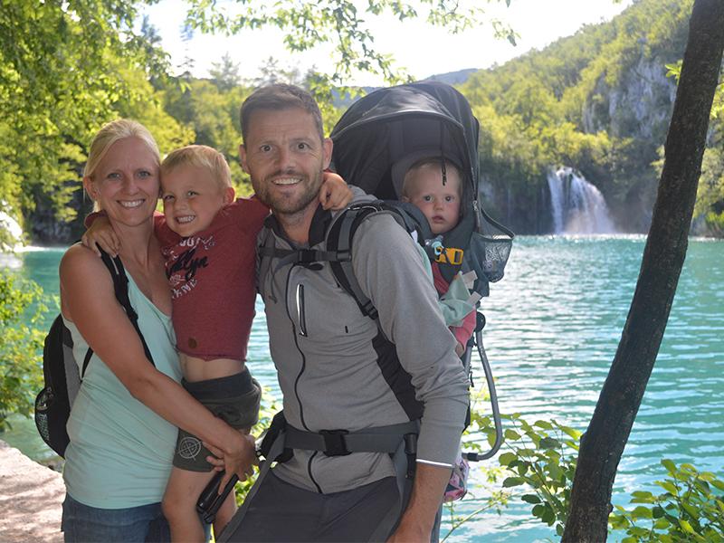 kroatie familiereis