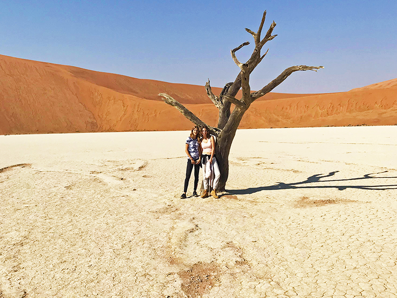 namibie familie
