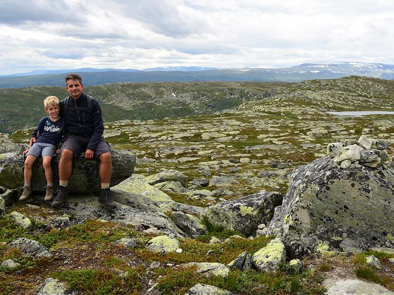 noorwegen familiereis