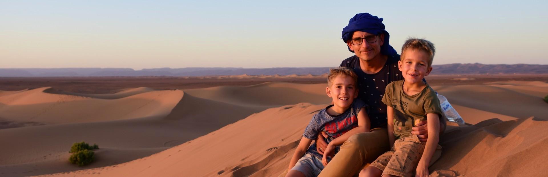 Informatie en ervaringen reizen met kinderen