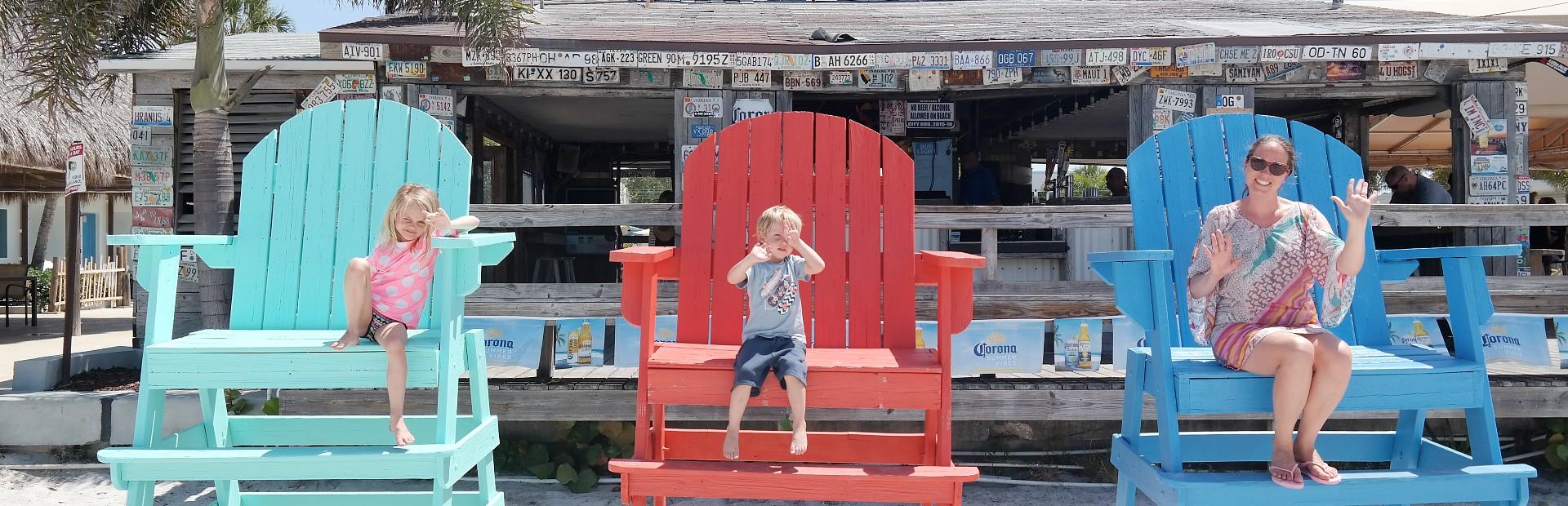 Lekker weer op vakantie met kinderen