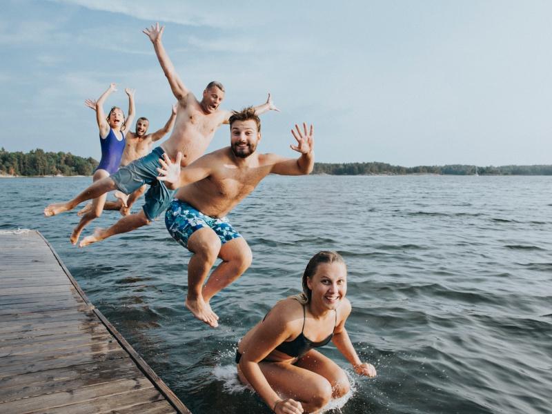 Zweden familiereis