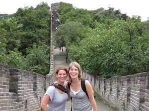 maria en anne chinese muur