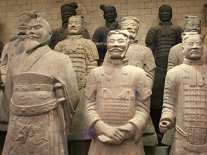 china terracottakrijgers xian
