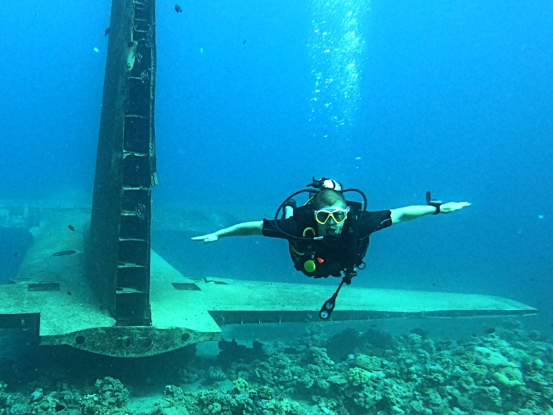 duiken jordanie