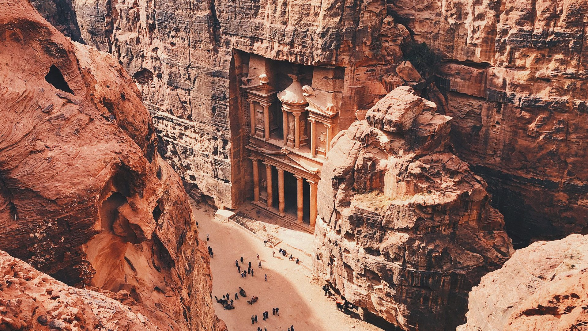 Jordanië-Petra-reis